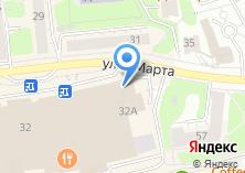 Компания «Аккаунт» на карте