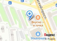 Компания «Салон-магазин штор» на карте