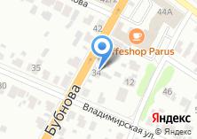 Компания «СтройПрогресс» на карте