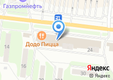 Компания «Оранж» на карте