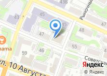 Компания «Yulsun» на карте