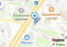 Компания «Спортикс» на карте
