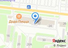 Компания «ЭКСПЕРТ-ЛОГИСТИК» на карте