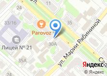 Компания «ЭКОГАРАНТ-Ярославль» на карте