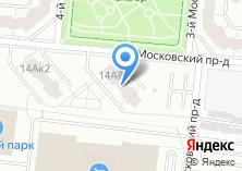 Компания «Эники-Беники» на карте