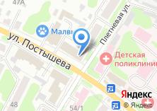 Компания «ЗемлемерЪ» на карте