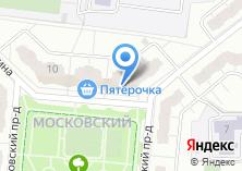 Компания «Центр красоты и омоложения Ольги Широковой» на карте
