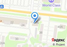 Компания «Мастерская по ремонту обуви на Строителей» на карте