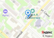 Компания «БИСЕР магазин спецодежды и спецобуви» на карте