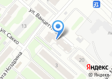 Компания «МБ-Транзит» на карте