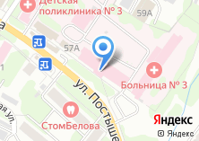 Компания «Урологический кабинет» на карте