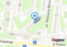 Компания «Яркамин» на карте
