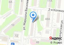 Компания «Форум Авто+» на карте