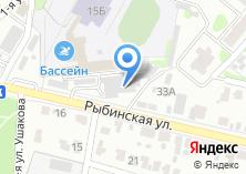 Компания «PS» на карте