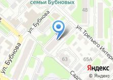 Компания «ИВТ» на карте