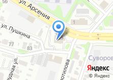 Компания «Управление МВД России по г. Иваново» на карте