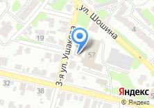Компания «Автолис» на карте