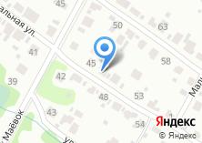 Компания «Ионос.а.» на карте