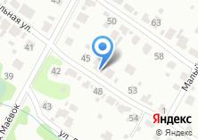 Компания «Ионов С.А.» на карте