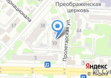 Компания «КБ Мегаполис» на карте
