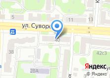 Компания «Кот Полоскин» на карте