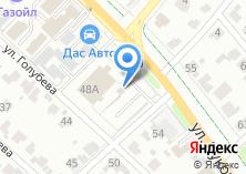Компания «Автотепло» на карте