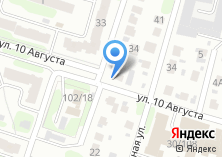 Компания «Ivxenon» на карте