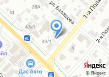Компания «Центр АвтоЖелезо» на карте