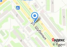 Компания «Триколор - мастер» на карте