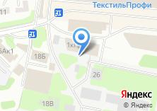 Компания «ТекстильПрофи-Иваново» на карте