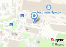 Компания «Экстра-фурнитура» на карте
