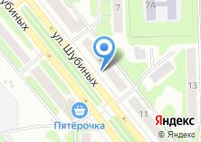 Компания «Подрядчик» на карте