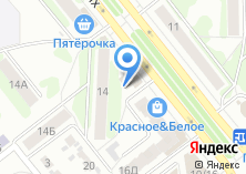 Компания «Миником» на карте