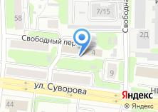 Компания «Управление судебного департамента в Ивановской области» на карте