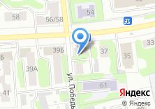 Компания «LifeMobile» на карте