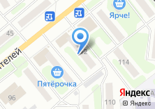 Компания «ЭЛИОТ» на карте