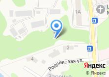 Компания «Русский лес» на карте