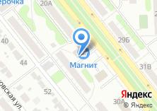 Компания «Сеть пунктов приема платежей ИГТСК» на карте