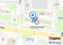 Компания «ЭксТехника» на карте
