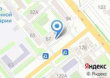 Компания «Сеть мастерских по ремонту обуви» на карте