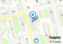 Компания «Ивановский мясокомбинат» на карте