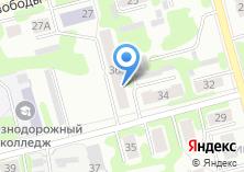 Компания «Петров» на карте