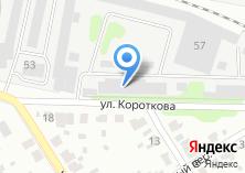 Компания «Интернет - магазин офисной мебели офкос» на карте