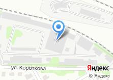 Компания «Офкос» на карте