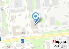 Компания «Акант» на карте