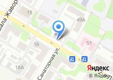 Компания «Ившвейстандарт» на карте