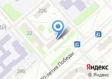 Компания «Центр компьютерной помощи» на карте