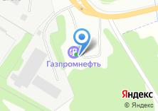 Компания «ТрансСпецПром» на карте