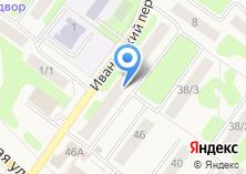 Компания «Нотариус Балуева Н.В» на карте