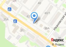 Компания «Помощница» на карте